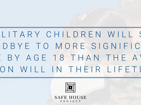 protecting our military kids