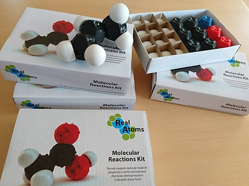 RealAtoms Molecular Reactions Kit