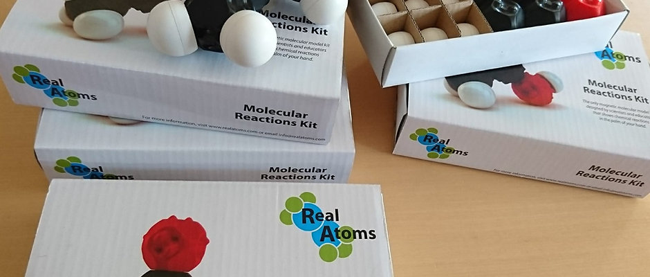 RealAtoms Molecular Reactions Kit