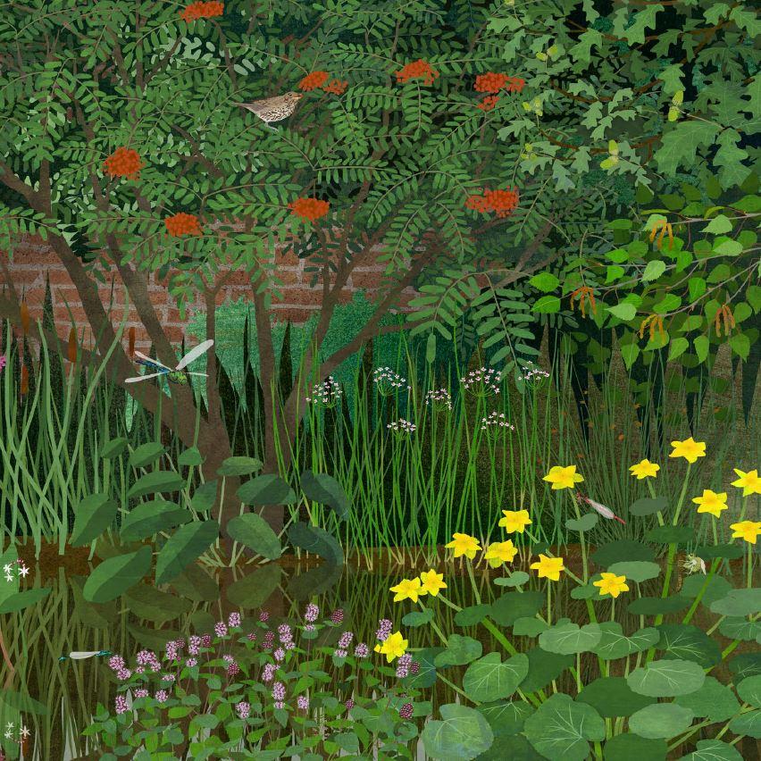 Large Format Illustration