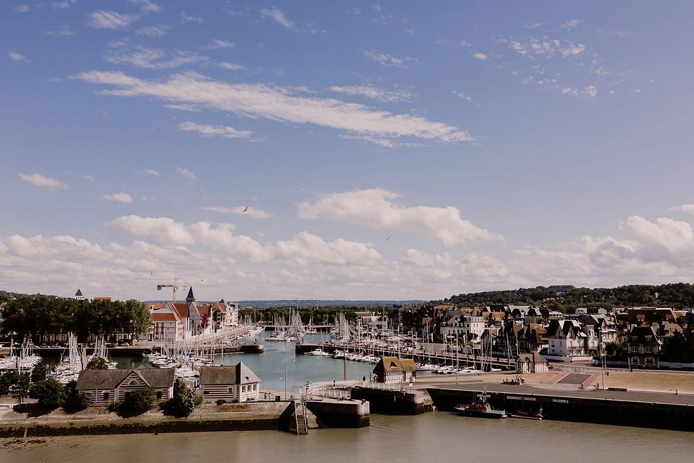 Deauville - Port - Mer - Calvados - Normandie - Photographe Mariage - Photographe Normandie - Photographe Nord