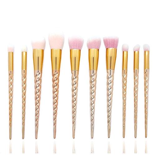 Enchanted brushes