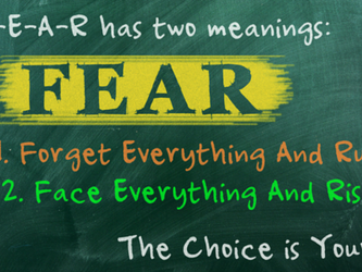 What's your exercise fear?