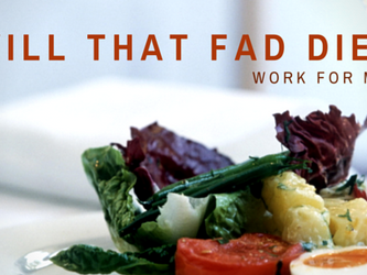 Will That 'FAD DIET' Work For Me?