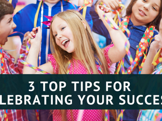 Do you celebrate when you do well?