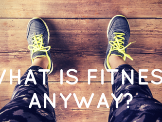 Is there more to fitness?