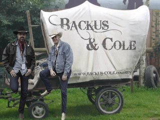 Backus & Cole on Tour