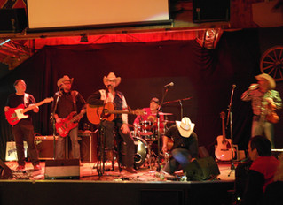 Jeffrey & Amarillo at the Four Corners Music Hall