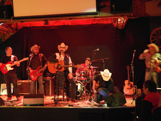Jeffrey & Amarillo at the Four Corners Music Hall