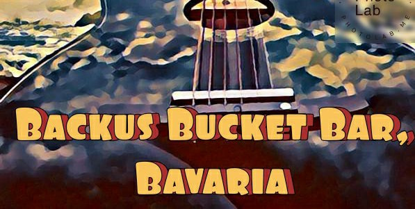 The Backus Bucket Bar