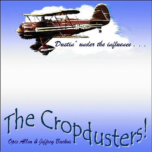 The Cropduster | Dustin' Under The Influence