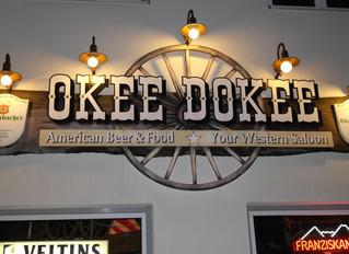 Western Saloon Okee Dokee
