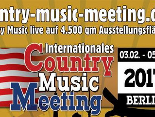 Country Music Meeting 2017
