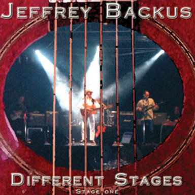 Jeffrey Backus | Different Stages - Stage One