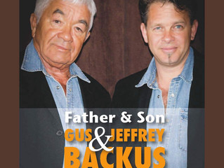 """Gus & Jeffrey Backus in der TV-Sendung """"Brisant"""""""