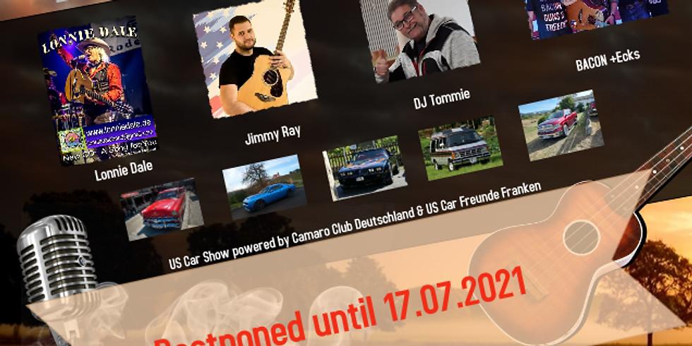 BaCoN - VFW Benefits Concert - VFW Post 3885 Erlangen