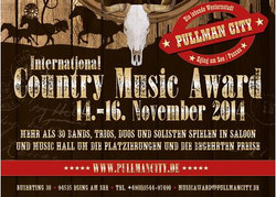 Int.  Country Music Award 2014
