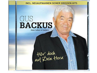 "The latest Gus Backus CD ""Hör' doch auf dein Herz"" is available to order online at Ama"