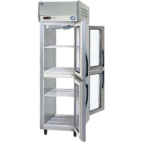 パナソニック 縦型パススルー冷蔵庫