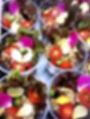 エディブルフラワー料理への活用13