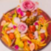 エディブルフラワー料理への活用5