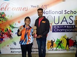 63rd National School DSO Squash Championship