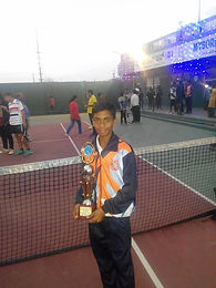 63rd National School DSO Lawn Tennis Chamionship