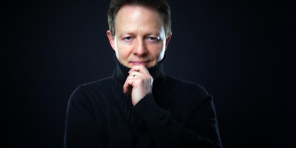 """Lecture Recital: Andreas Boyde, """"Robert Schumann's Carnaval"""""""