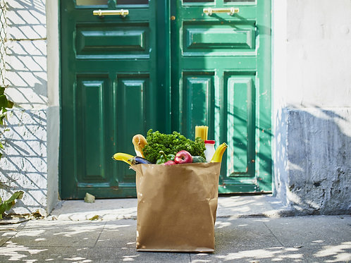 Veggie Share Delivery for 17 weeks