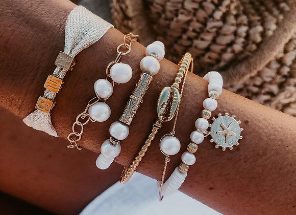 Bracelet ruban SUN