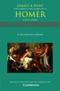 """Homer"" - Richard Rutherford"