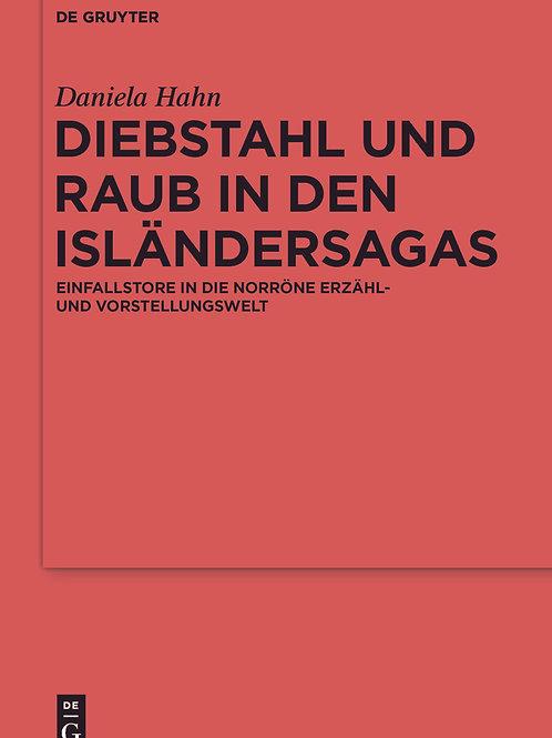 Diebstahl und Raub in den Isländersagas