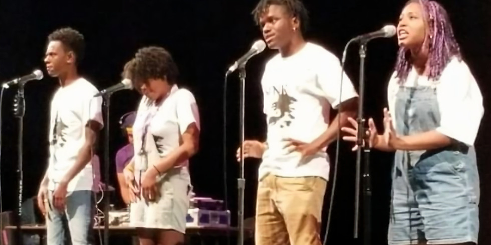 Charlotte Poetry Slam League - Olympic Bout