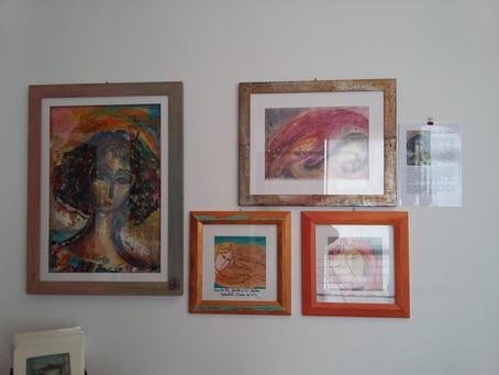 B&BKing ospita Roberta Cologni Paints