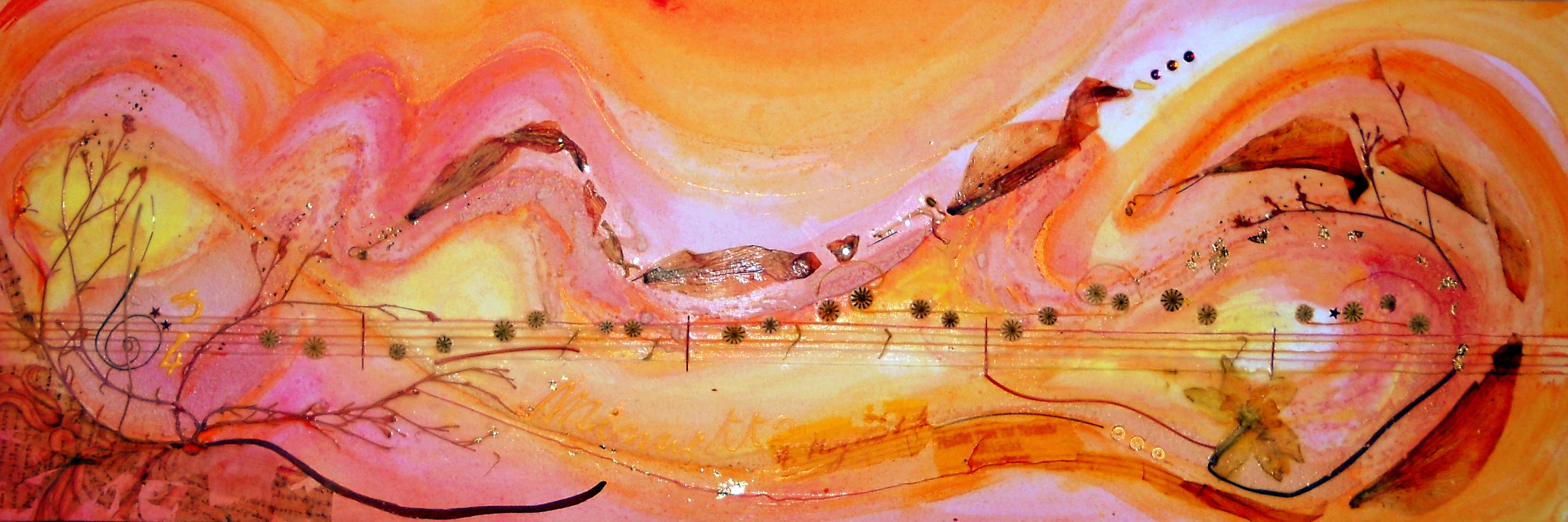 Minuetto per flauto e chitarra