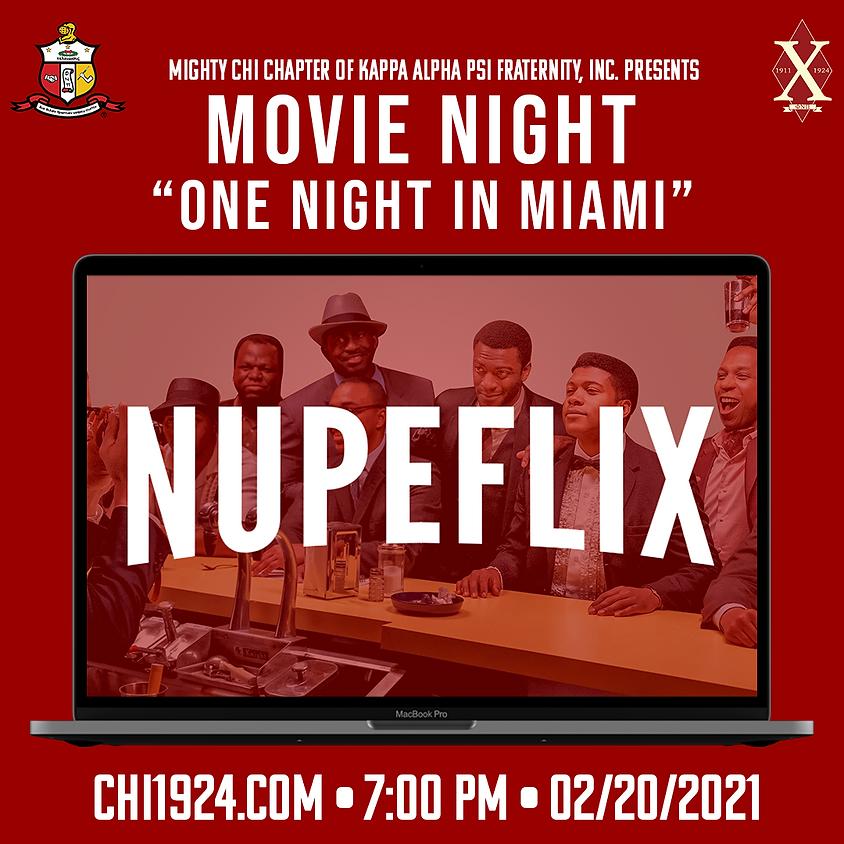 Kappa Week 2021: Nupeflix - Movie Night