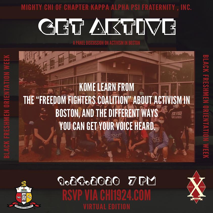 Get Aktive