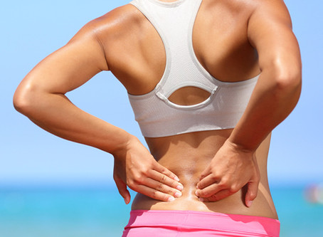 Lower Back Pain: Causes & Relief