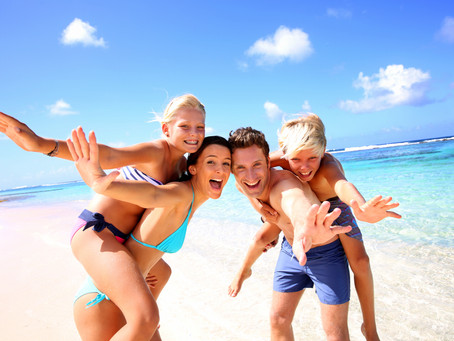 4 Tips to Keep You Fit During Summer Vacation