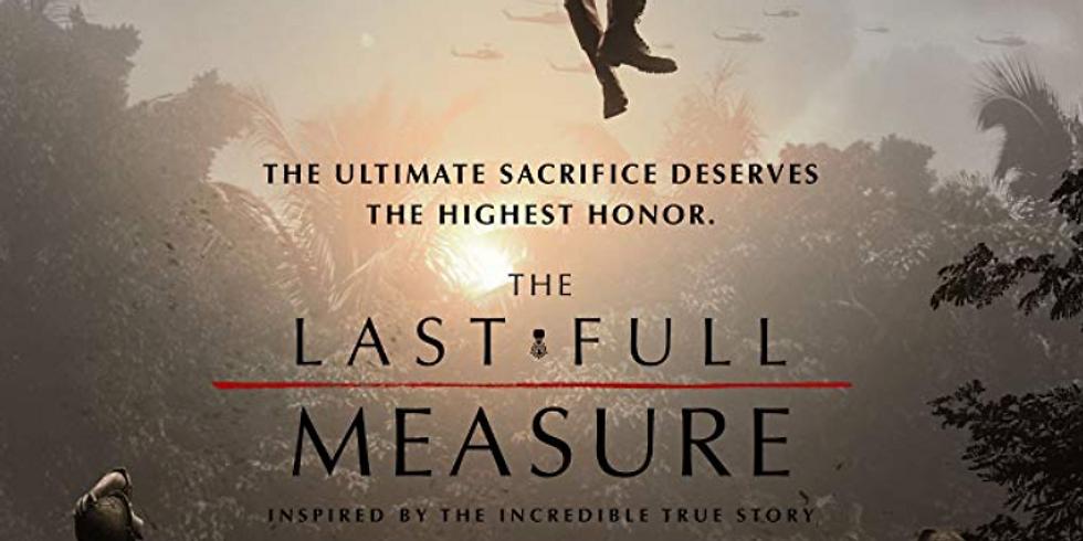 AIM Movie night - The Last Full Measure