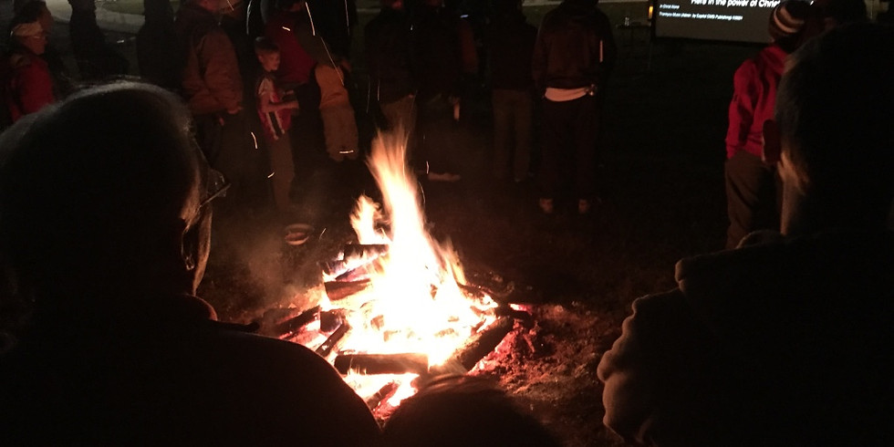 AIM Bonfire at Grace Chapel