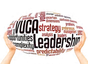 How Leaders Can Positively Tackle The World Of VUCA