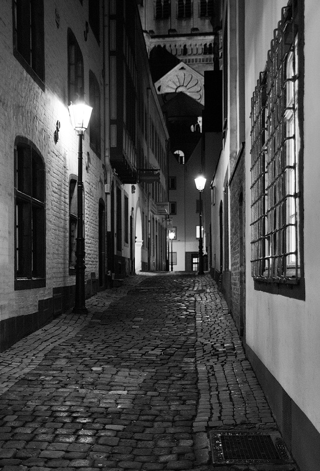Follow the Alley