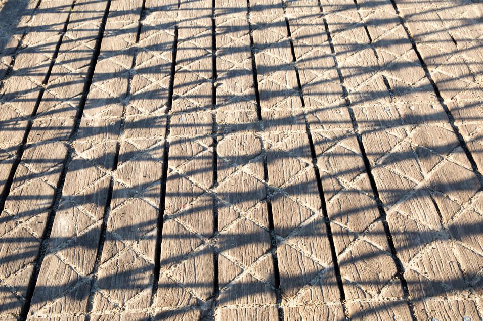 Patterns of a Railing