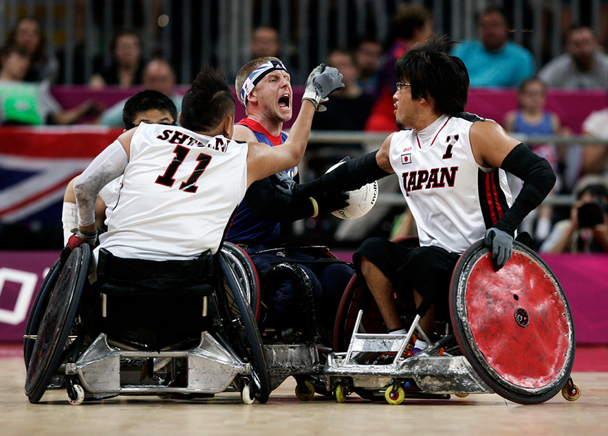 Wheelchair Rugby Phipps