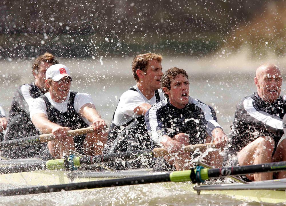 Boat Race Tideway Oxford