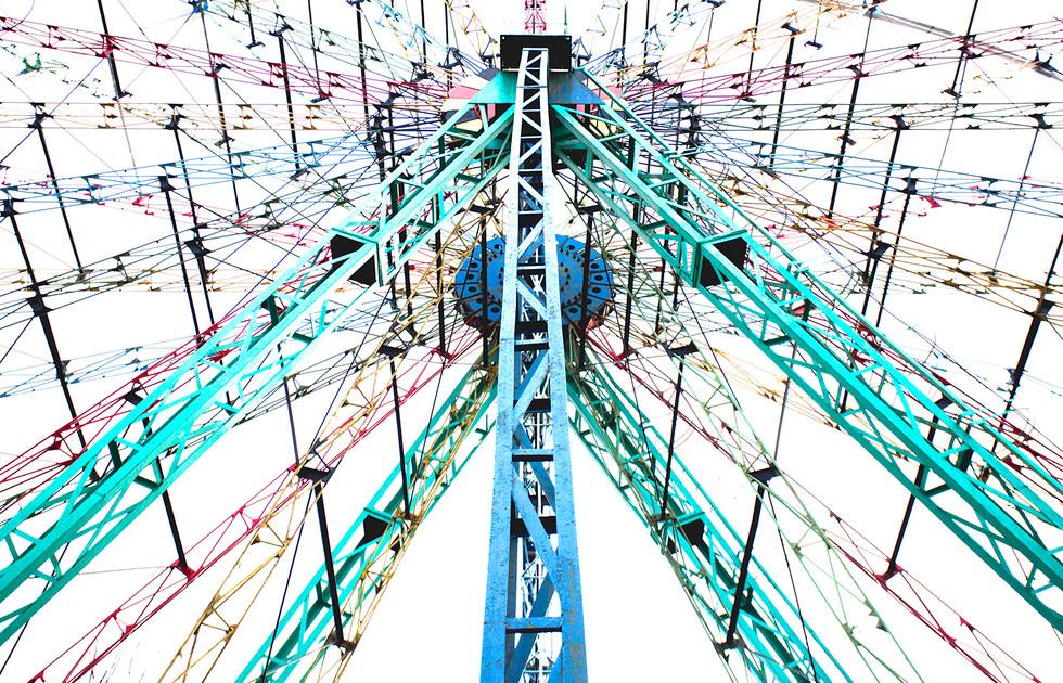 Memories of a Fairground Ride