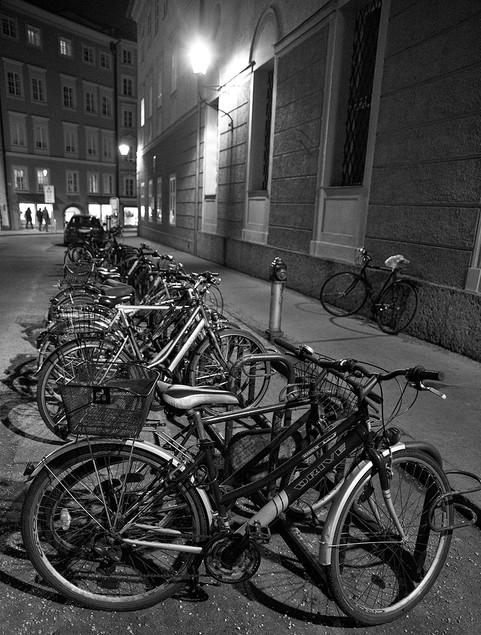 Bike Time Night Time
