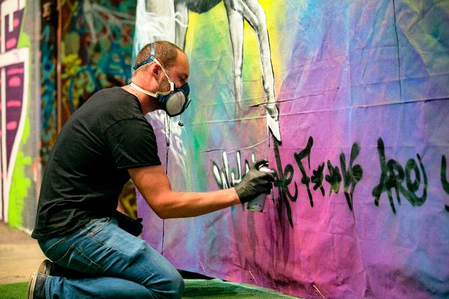 Aures London graffiti branding10.png