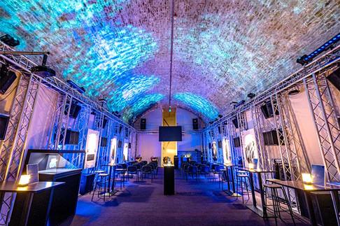 Aures London product launch venue hire